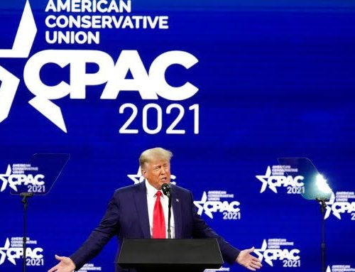 President Donald J. Trump's CPAC Speech – Must Fight for America First Priorities